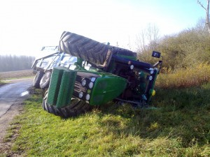 accident agricultura