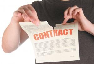 reziliere-contract