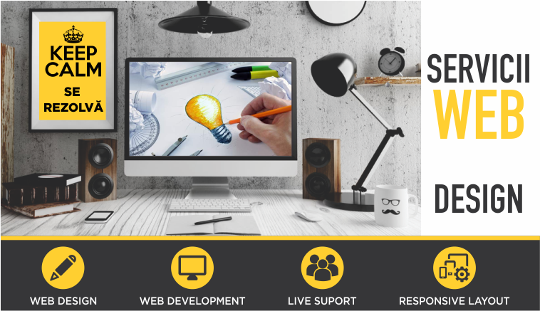 slider SERVICII WEB