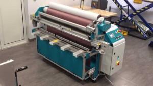 masina taiat mat textil